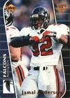 1999 Collector's Edge Triumph Football Card Pick $0.99 USD on eBay