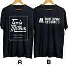 Tamla Motown Record American Recording Label T-shirt Cotton 100% USA Size S-3XL image