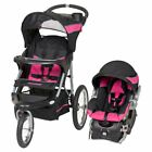 Baby Trend Expedition Jogger Travel System Canopy Portavasos Asiento infantil para automóvil
