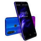 6 Inch New A70 Android 8.1 Smartphone Unlocked Mobile Phone Quad Core Cheap Gift