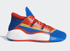 adidas MARVEL'S CAPTAIN MARVEL | EF2260 PRO VISION SHOES Blue / Red / Yellow n1