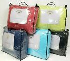 Reversible Comforter Microfiber 1-Piece Many Different Colors Queen & King NEW! image