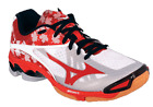 Mizuno Wave Lightning Z2 Red/White/Canada Mens indoor courts shoes