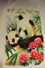 Mamma panda and cub wild life t-shirt tee novelty graphic S-6XL  zoo bear animal