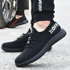 Kyпить NEW Mens Womens Safety Work Trainers Breathable Steel Toe Cap Shoes Size на еВаy.соm