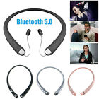 BT Headset Stereo Sport Wireless Headphone Earphone for LG Samsung iPhone