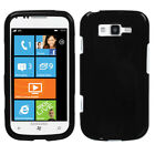 Two Piece Hard Slim Snap on Cover Protector Case for Samsung Focus 2 i667