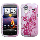 Two Piece Hard Snap on Design Protective Case for HTC Amaze 4G