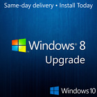 Upgrade Windows 8 / 8.1 to Windows 10 INSTALL TODAY