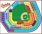 Baltimore Orioles vs Boston Red Sox 2 tickets+parking Section 38, row 13! 6/14 on Ebay