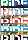 Various Issues of RIDE Magazine from October 1995 to December 2004 £3.5 GBP on eBay