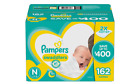 Pampers Swaddlers Diapers - All Size Newborn/1/2/3/4/5/6 - Free Shipping - NEW