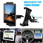 "CD Slot Car Mount Phone Holder Stand Cradle for 4.5""-13"" iPad Galaxy Tab Tablet"