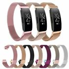 For Fitbit Inspire HR / Fitbit Inspire Band , Milanese Stainless Steel Straps image
