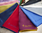 Brooks Brothers Pocket Square 100% Silk Handkerchief NWOT MSRP $55 New