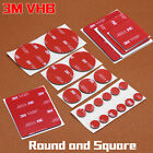 3M Double-Sided Adhesive Tape Strong Pads Mounting Stickers No More Nails Strip