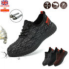 Kyпить UK MENS ULTRA LIGHTWEIGHT STEEL TOE CAP WORK SAFETY SHOES TRAINERS BOOTS GIFT на еВаy.соm