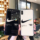 Off white x Nike Iphone case IPhone 6/6s/7/8/plus/x/xr/xs/xsmax cover