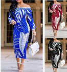 NEW Dashiki Dresses Traditional African Women Clothing Print Dashiki Nice Neck