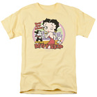 Betty Boop Kiss Short Sleeve T-Shirt Licensed Graphic SM-3X $27.29 USD on eBay