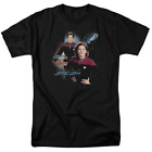 Star Trek Captain Janeway Short Sleeve T-Shirt Licensed Graphic SM-7X on eBay