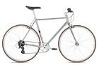 New! Haro Del Sol Projekt 8 city bike 8 speed chrome