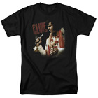 Elvis Presley Soulful Short Sleeve T-Shirt Licensed Graphic SM-7X