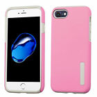 For iPhone 7 / 8 Hybrid Design Phone Impact Armor Protector Case Cover