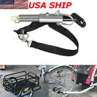 US Steel Bike Trailer Baby/Pet Coupler Hitch Linker Connector Attachment Tools