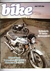 Various Issues of BIKE Magazine from March 1976 to September 1981