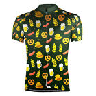 Beer and Bratwurst Oktoberfest Cycling Jersey