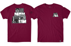 """Girl Skateboards x Sub Pop Records Limited Edition """"Stacked"""" Cardinal T-Shirt image"""