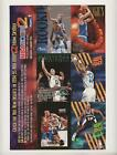 1994 NBA Hoops Promo Sheet Jason Kidd Donyell Marshall Eric Montross John Starks on eBay