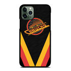 VANCOUVER CANUCKS iPhone 6 6S 7 8 Plus X XS 11 Pro Max XR Case $15.9 USD on eBay