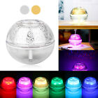 500ml 9 LED Essential Oil Humidifier Aroma Air Aromatherapy Diffuser Cool Mist