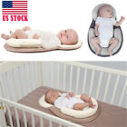 Kyпить Portable Baby Pillow Sleep Cushion Pad Newborn Crib Nest Bed Mattress Breathable на еВаy.соm