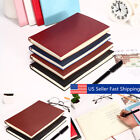 Kyпить 100 Page Soft Cover PU Leather Notebook Writing Journal Lined Diary Book US на еВаy.соm