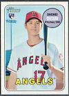 Shohei Ohtani Los Angeles Angels (choose your card) Rookies, RC, and more on Ebay