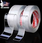 Kyпить USA Double-sided Grip Tape Traceless Washable Adhesive Tape Nano Invisible Gel на еВаy.соm