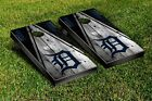 Detroit Tigers Decals Vinyl Sheets For Wrapping Cornhole Boards on Ebay