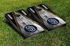 San Diego Padres Decals Vinyl Sheets For Wrapping Cornhole Boards on Ebay