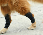 1 pair Knee Brace For Dogs Hock Protector ACL Therapeutic Dog Rear Leg Size S-XL