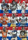 2014 Panini Prizm RED, WHITE & BLUE PRIZM REFRACTORS..U Pick From Drop Down Menu $2.5 USD on eBay