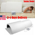Far Infrared FIR Sauna Slimming Dome Home Weight Lose Spa Detox Sauna Tent Bed