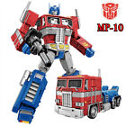 Transformers Blue, Red, Black G1 Autobots Masterpiece MP-10 Optimus Prime