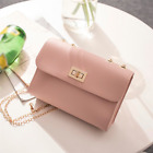British Fashion Simple Small Square Bag Women's Designer Handbag image