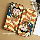 betty boop american flag iPhone X Samsung S10 Pixel Case $22.99 USD on eBay