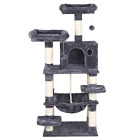 Extra Large Cat Tree Tower Cat Scratch Posts Climbing Activity Centre Furniture