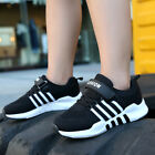 Boys Girls Kids Running Sports Sneakers Breathable Athletic Walking Casual Shoes