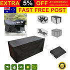 Waterproof Outdoor Patio Garden Furniture Rain Snow Cover For Table Chair Oz